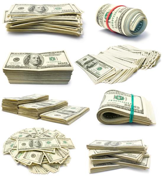 Набор картинок за деньги